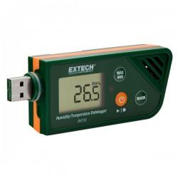 USB Humidity & Temperature Datalogger Extech RHT30