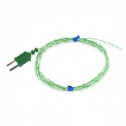 K Type PTFE Fine Wire Thermocouple TME KA01