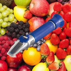 Portable Sugar (Sucrose) Brix Refractometer Kern ORA