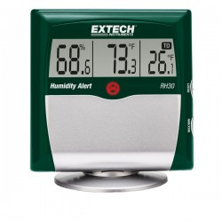 Hygro-Thermometer Humidity Alert with Dew Point Extech RH30