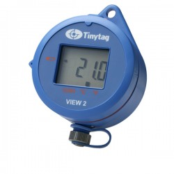 Temperature and relative humidity logger with display Gemini Dataloggers Tinytag TV-4500