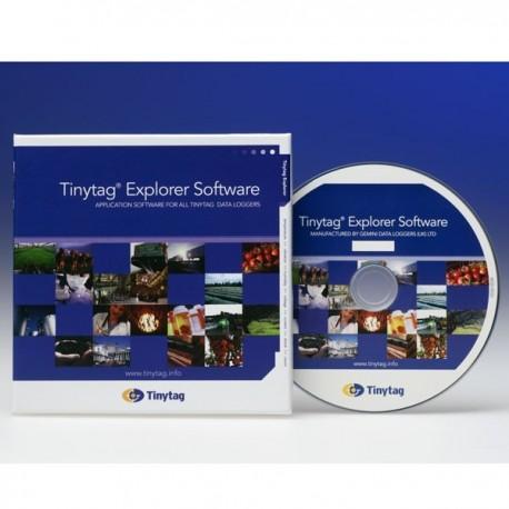 Software Tinytag Explorer Gemini Data Loggers SWCD-0040-INT