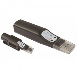 LOG 32 T PDF data logger for temperature Dostmann 5005-0170