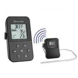Wireless digital oven thermometer and timer TFA 14.1504