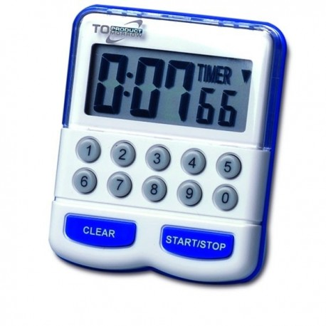 Digital countdown timer and stopwatch Dostmann 5020-0389