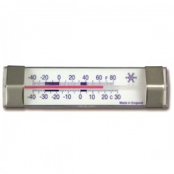 Heavy Duty Fridge Freezer Thermometer Brannan 22/450/3