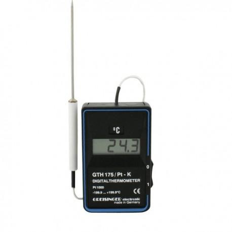 Thermometer with penetration probe Greisinger GTH175PT-K