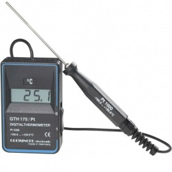 Thermometer with penetration probe Greisinger GTH175PT-T