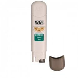 Medidor de pH à prova de água Extech PH50