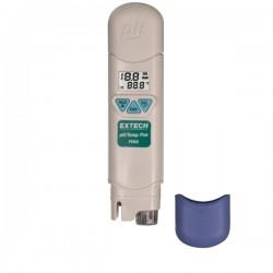 Medidor de pH à prova de água com medição de temperatura Extech PH60