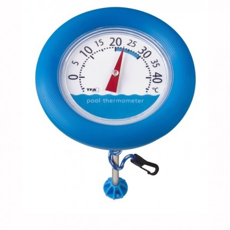 Shop Analogue Pool Thermometer POOLWATCH TFA 40.2007 at EMI-LDA.COM
