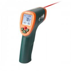 Termómetro infravermelho com alerta de cores Extech IR270