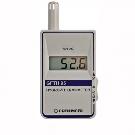 Therma hygrometer Greisinger GFTH95