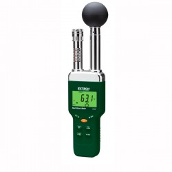 Heat Stress WBGT (Wet Bulb Globe Temperature) Meter Extech HT200