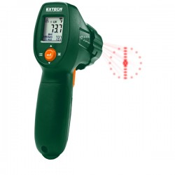 IR Thermometer with UV Leak Detector Extech IR300UV