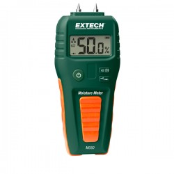 Medidor de Humidade em Materiais Extech MO50