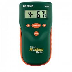Pinless Moisture Meter Non-invasive Extech MO280