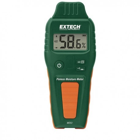 Pinless Moisture Meter for non-invasive measurements Extech MO53