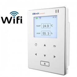 Datalogger WIFI de temperatura e humidade Elitech RCW-800WIFI