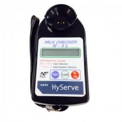 Analisador de leite portátil para detecção de mastite bovina HyServe N-4L