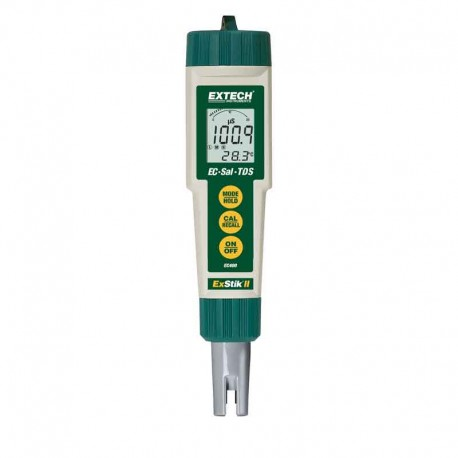 Medidor de Salinidade/TDS/Condutividade ExStik® Ref.: EC400