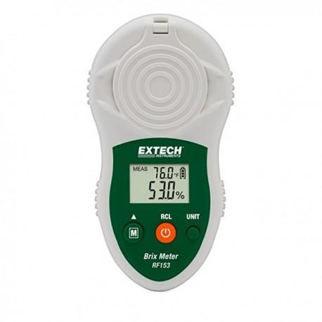 Refractómetro Digital % Brix Extech RF153