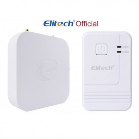 Multi Points Temperature Humidity Data Logger & Receiver With Cloud Elitech RCW-2000WIFI-30-RCW-2100WIFI