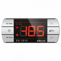 Controlador de temperatura Elitech EK-3010