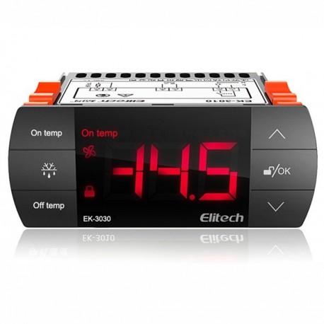 Temperature Controller Elitech EK-3030