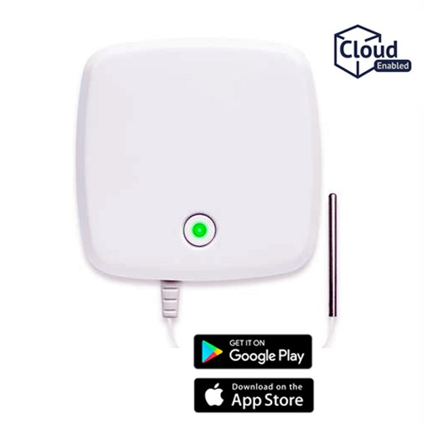 WiFi Data Logger,Temp,Thermistor,Cloud LASCAR EL-WIFI-TP
