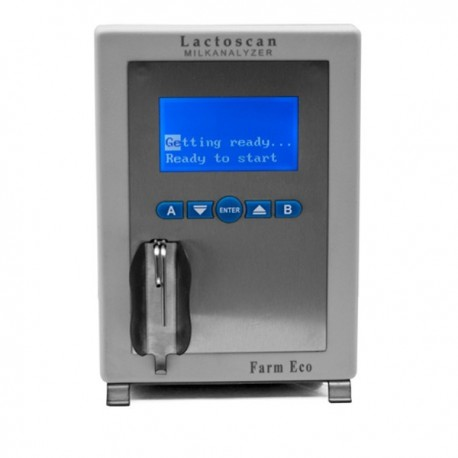 Lactoscan Farm Eco Milk Analyzer Milkotronic