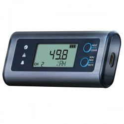 EL-SIE-2 Temperature & Humidity USB Data Logger Corintech - Lascar