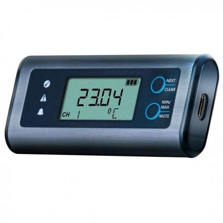 USB Data Logger de Temperatura Corintech - Lascar EL-SIE-1 USB