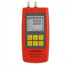 Manómetro medição de ar, gás não corrosivo Greisinger GMH 3161-01