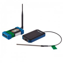 Registador sem fios de Temperatura com Gateway Homologado pela Portaria 1129/2009 e Norma NP EN12830 Tekon