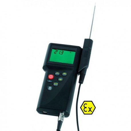 ATEX Thermometer P700-EX Dostmann 5000-X700