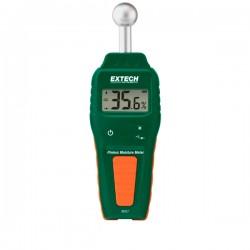 Medidor de humidade em materiais sem contacto Extech MO57
