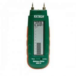 Medidor de humidade em materiais de construção Extech MO210