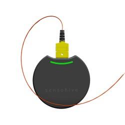 Orbit K Sensor de temperatura sem fios Wireless com sonda interna e com ficha para sonda externa tipo K Sensohive
