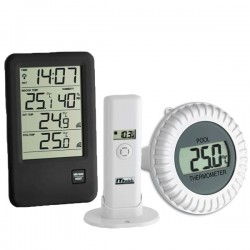 Wireless Pool Thermometer MALIBU TFA Dostmann 30.3053.IT