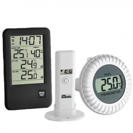Wireless Pool Thermometer MALIBU TFA Dostmann 30.3053.IT