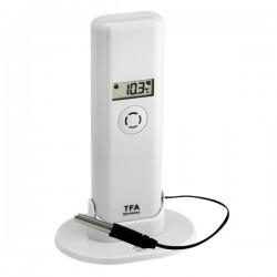 Sensor sem fios (wireless) de Temperatura e humidade TFA 30.3302.02
