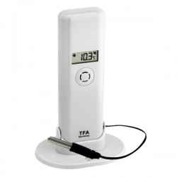 Temperature & humidity wireless sensor with display TFA 30.3302.02