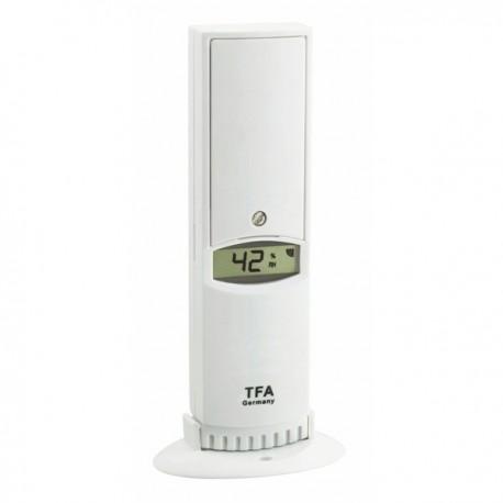 Temperature & humidity wireless sensor with display TFA 30.3312.02
