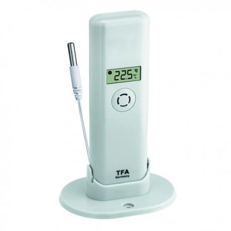 Temperature wireless sensor with display TFA 30.3313.02