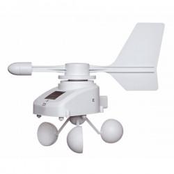 Medidor de velocidade do vento e direcção sem fio Wireless TFA 30.3307.02