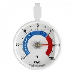 Termómetro analógico para frigorífico ou congelador TFA Dostmann 14.4006