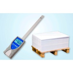 Medidor de humidade para papel RH5