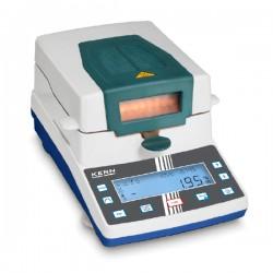 Moisture analyser Kern DAB 100-3 or DAB 200-2