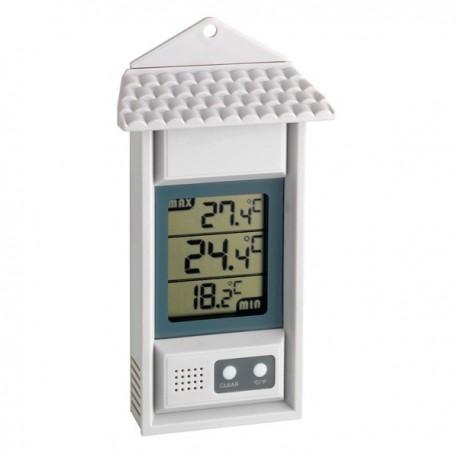 Large Digital Max Min Thermometer TFA Dostmann 30.1039